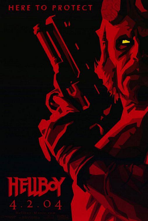 Hellboy - Poster - 4