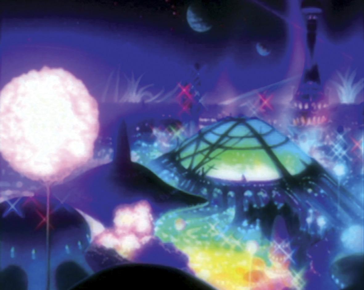 Interstella 5555 - Planéta mimozemšťanov