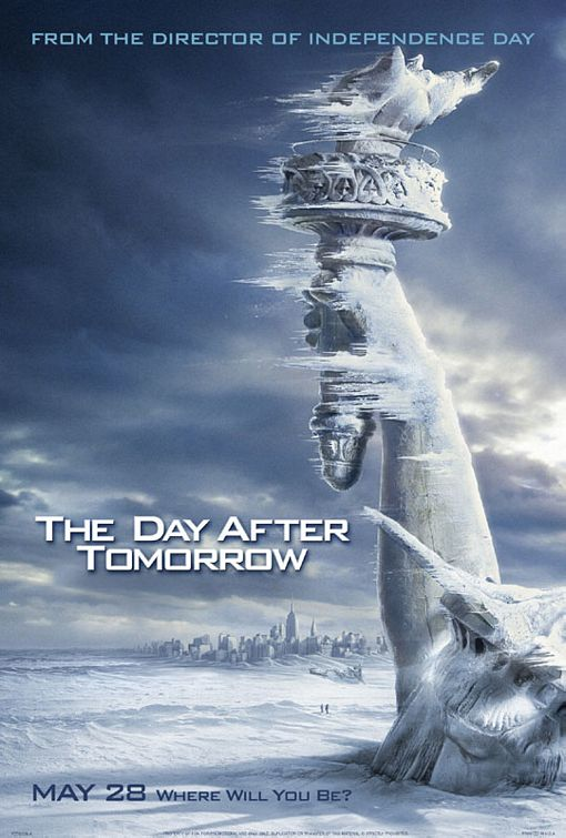 Day After Tomorrow, The - Poster 3