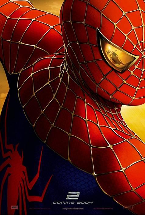 Spider-Man II - Poster - Teaser - Spider-Man