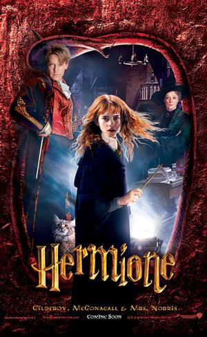 Harry Potter and the Chamber of Secrets - Poster - Hermione