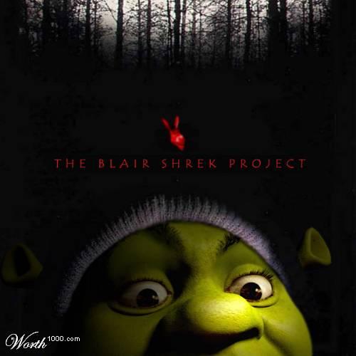 Shrek2 - Blair Witch