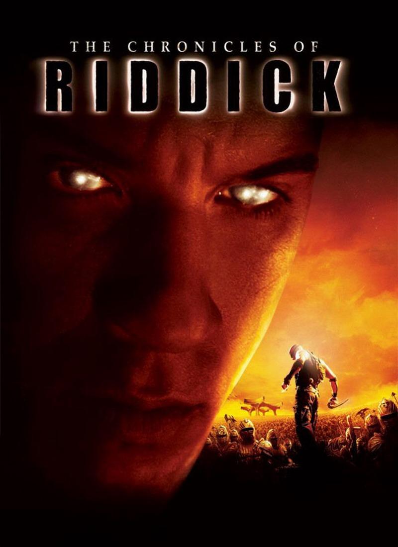 Chronicles of Riddick, The - Poster - Teaser