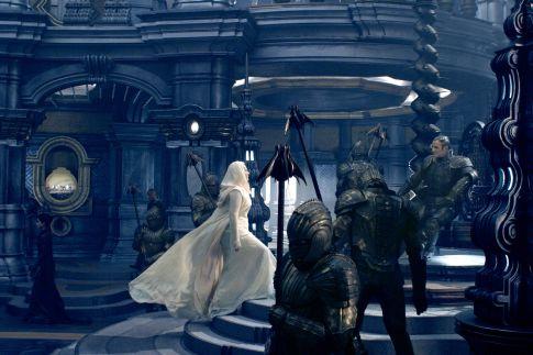 Chronicles of Riddick, The - Aereon predstupuje pre Lorda Maršála