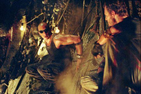 Chronicles of Riddick, The - Riddick vo väzení na Krematórii