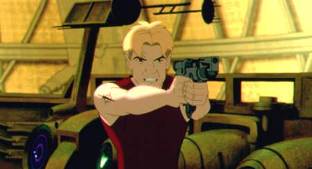 Titan A.E. - Cale so zbraňou