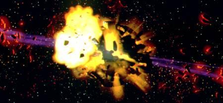 Titan A.E. - Zem je zničená