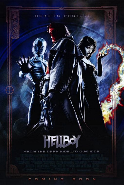 Hellboy - Poster - 5