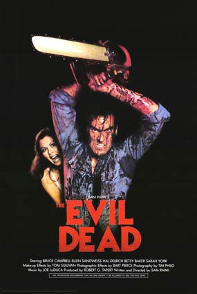 Evil Dead - Poster