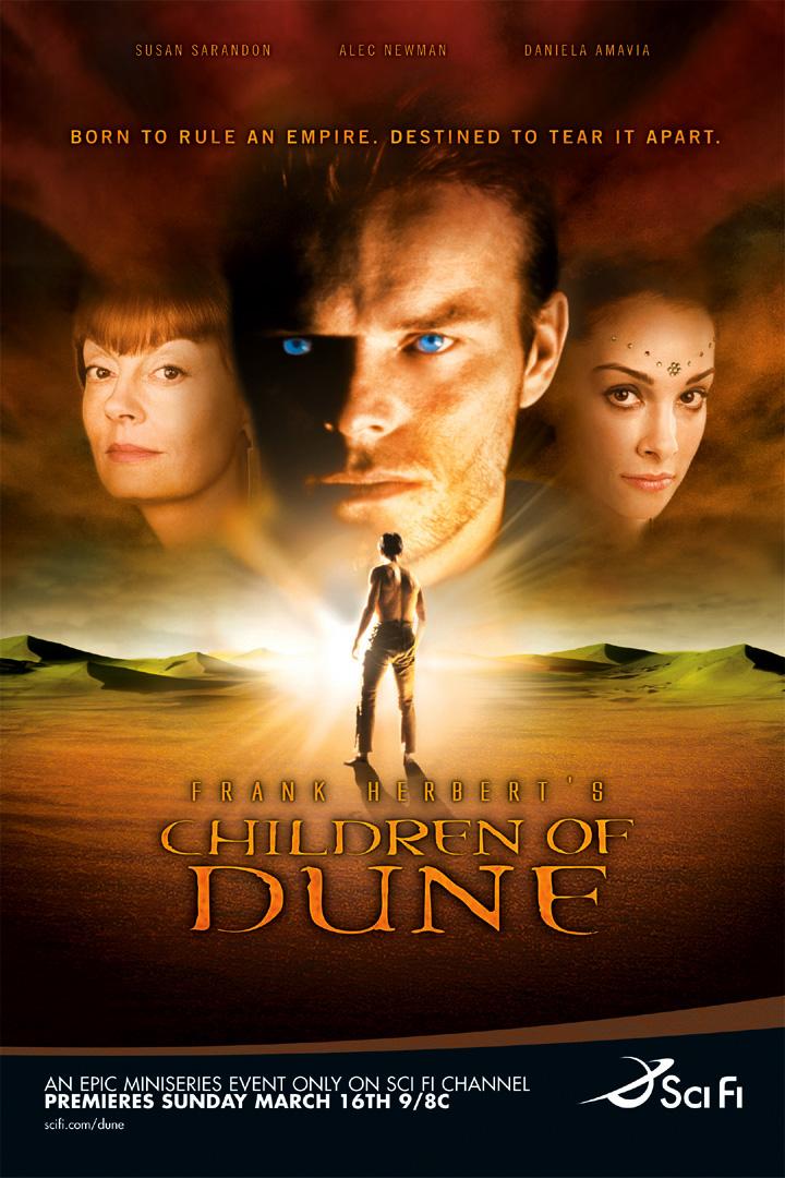 Children of Dune - Poster