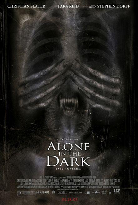 Alone in the Dark - Poster