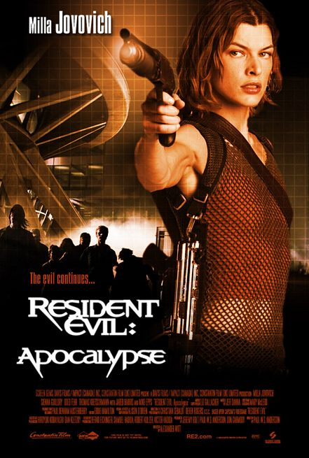 Resident Evil: Apocalypse - Poster 4