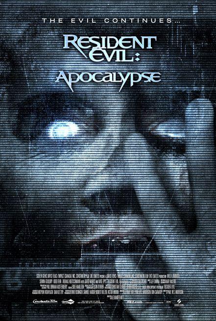 Resident Evil: Apocalypse - Poster 2