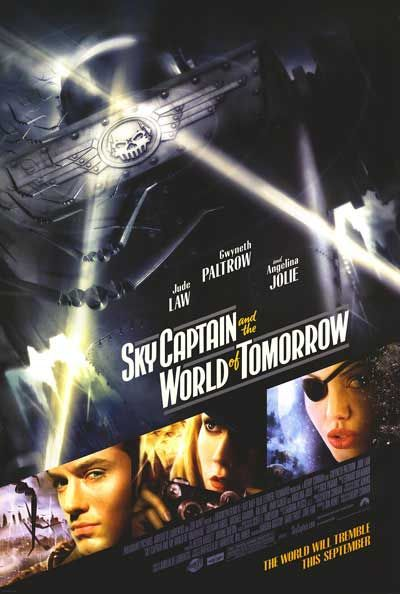 Sky Captain and the World of Tomorrow - Poster 6