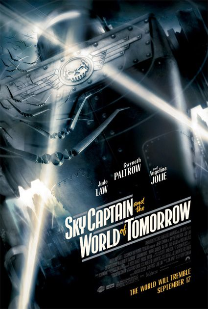 Sky Captain and the World of Tomorrow - Poster 5