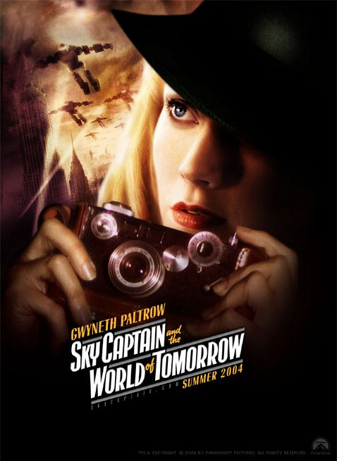 Sky Captain and the World of Tomorrow - Poster 1