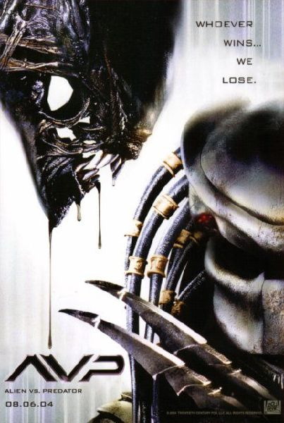 AVP: Alien Vs. Predator - Poster - 3