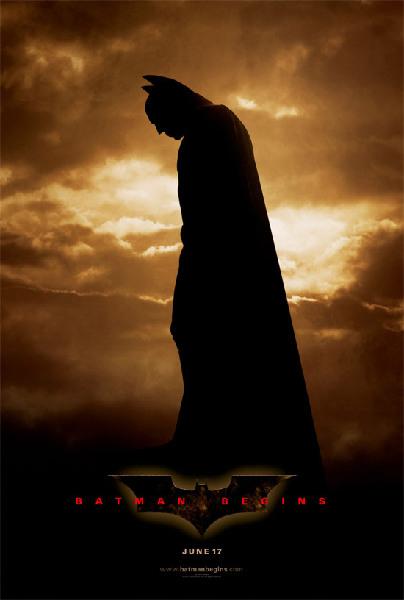Batman Begins - Poster 1