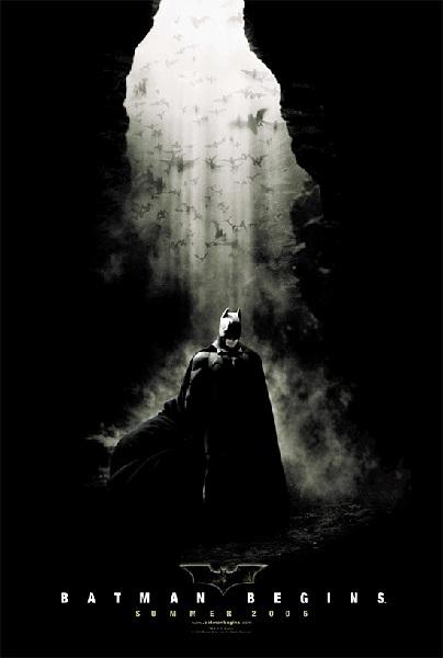 Batman Begins - Poster 2