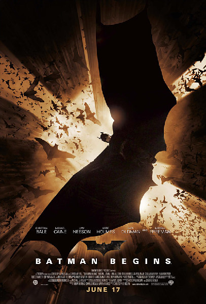 Batman Begins - Poster 3