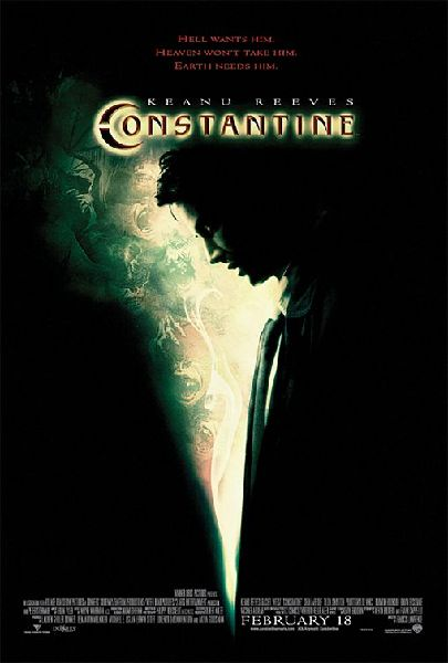 Constantine - Poster - 1