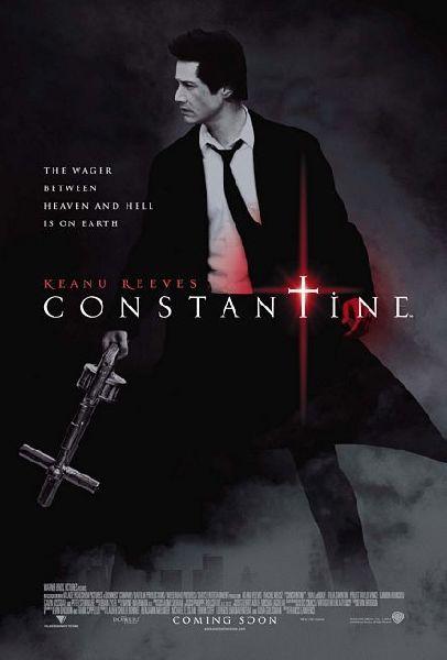 Constantine - Poster - 2