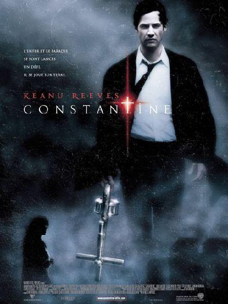 Constantine - Poster - 3