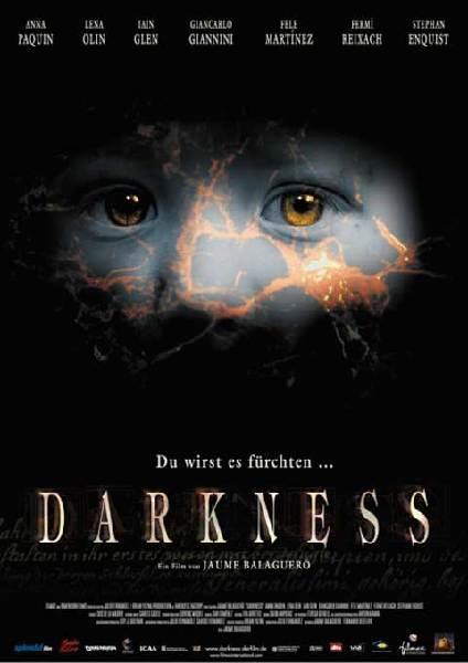 Darkness - Poster (Nemecko)