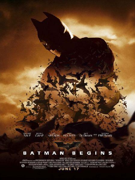 Batman Begins - Poster 4