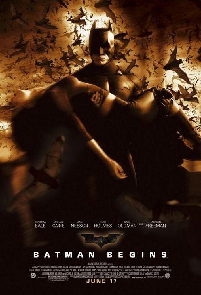 Batman Begins - Poster 5