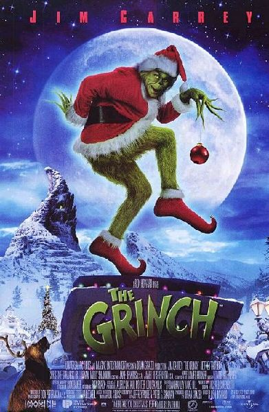 How the Grinch Stole Christmas - Poster - 1