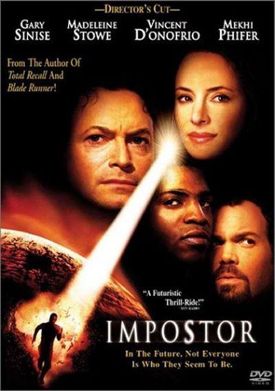 Impostor .- Poster