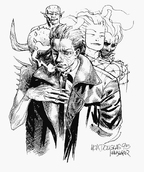 Hellblazer - John Constantine - 3