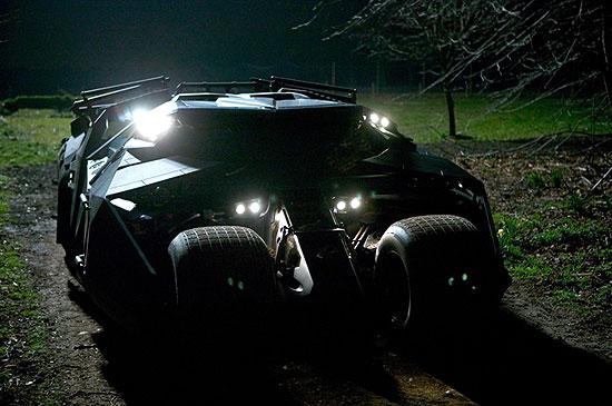 Batman Begins - Batmobil