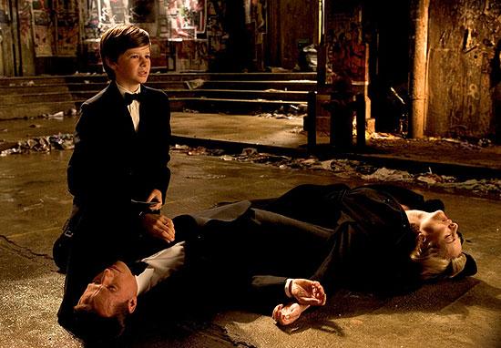 Batman Begins - Smrť Bruceových rodičov