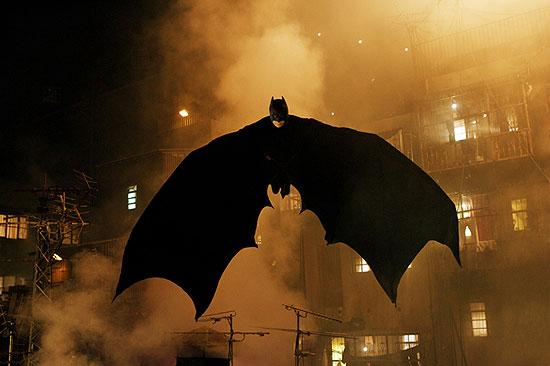 Batman Begins - Batman lieta