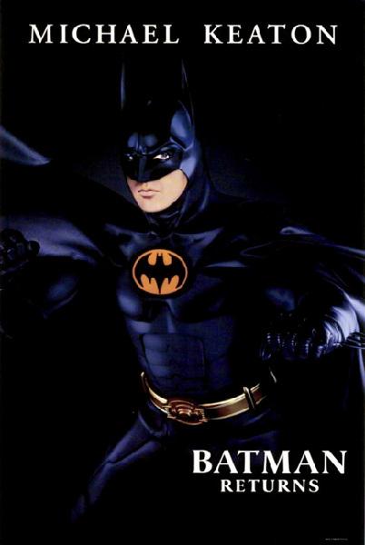 Batman Returns - Poster - Osoby - Batman