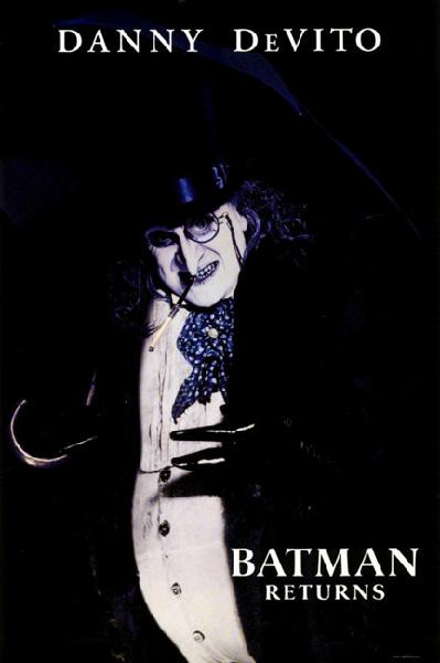 Batman Returns - Poster - Osoby - Tučniak