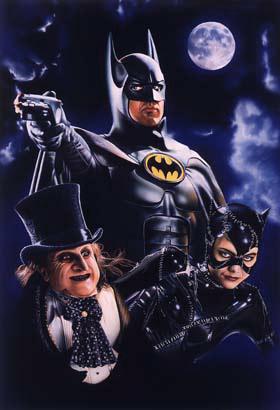 Batman Returns - Poster - Alternatívny