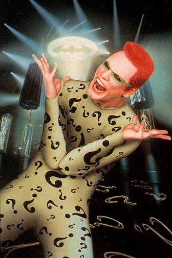 Batman Forever - Poster - Osoby - Riddler