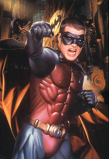 Batman Forever - Poster - Osoby - Robin