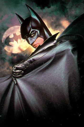 Batman Forever - Poster - Osoby - Batman
