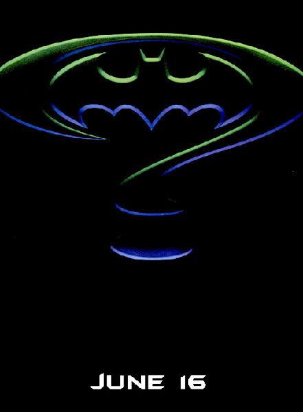 Batman Forever - Poster - Teaser