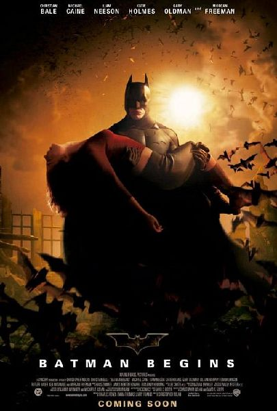 Batman Begins - Poster 6