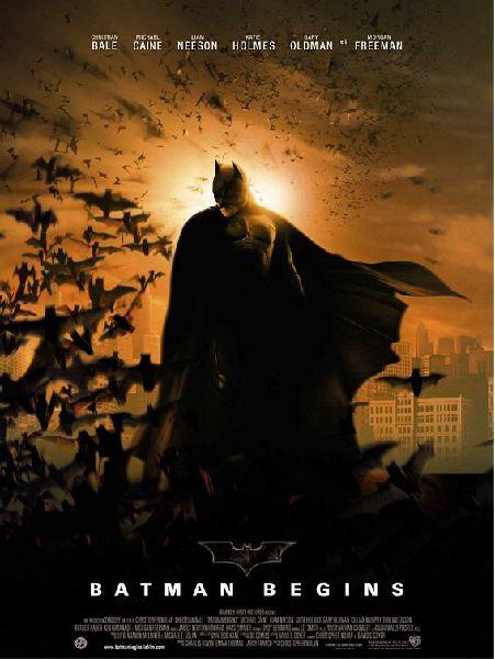 Batman Begins - Poster 7
