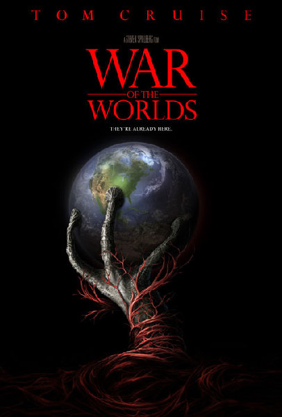 War of the Worlds - Poster - Teaser