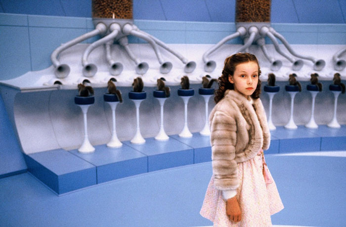 Charlie and the Chocolate Factory - Veruca