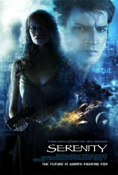 Serenity - Poster - 2