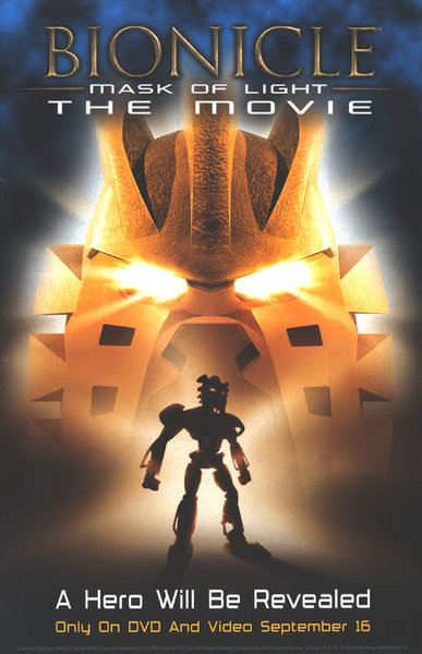 Bionicle - Poster - 2