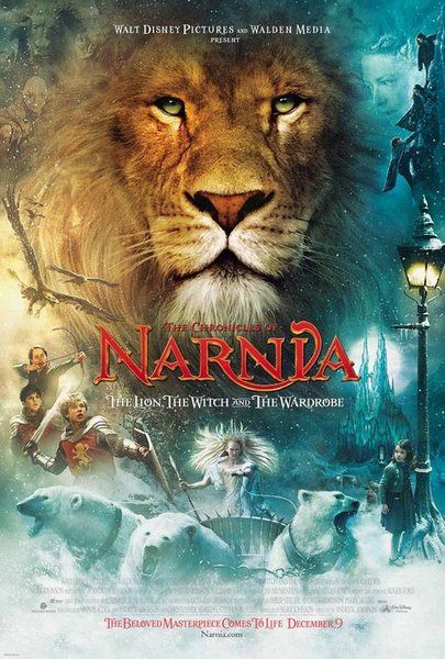 Chronicles of Narnia, The: The Lion, the Witch and the Wardrobe - Poster - 1